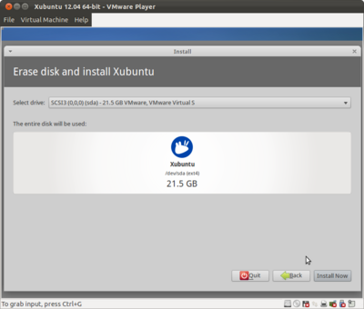 HowTo Install Virtual Machines with VMware Player - OpenFOAMWiki